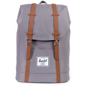 Herschel Retreat Backpack 19,5l grey/tan grey/tan