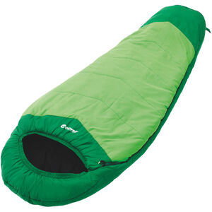 Outwell Convertible Junior Sleeping Bag Kinder green green