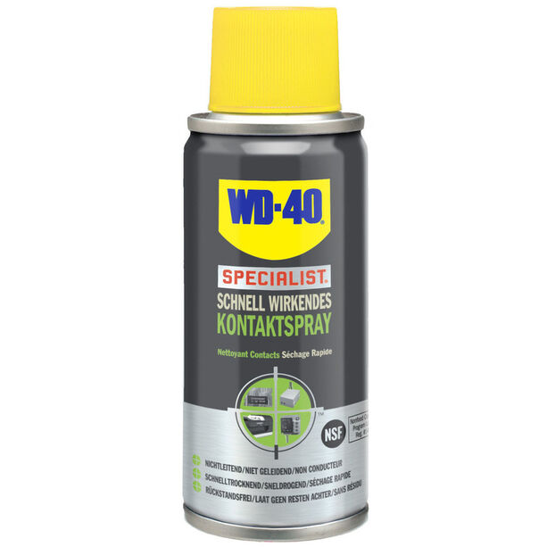 WD-40 Specialist Kontaktspray 100ml