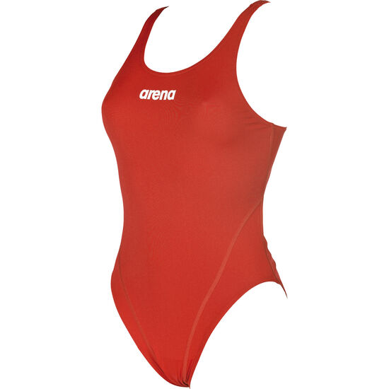 arena Solid Swim Tech High One Piece Swimsuit Women bei fahrrad.de Online
