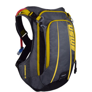 USWE Airborne 15 Rucksack grey/yellow grey/yellow