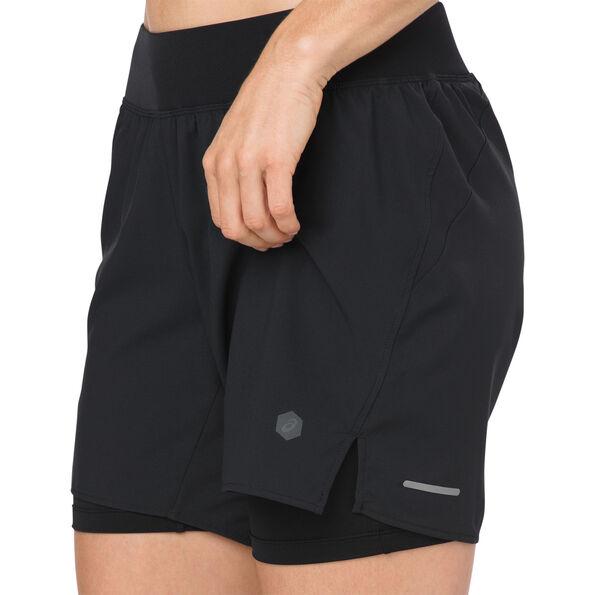 asics 2-N-1 5.5In Shorts Women