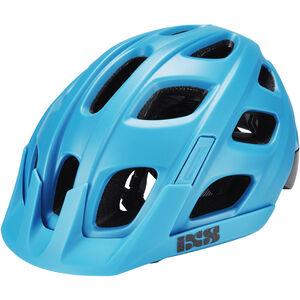 IXS Trail XC Helmet fluor blue bei fahrrad.de Online
