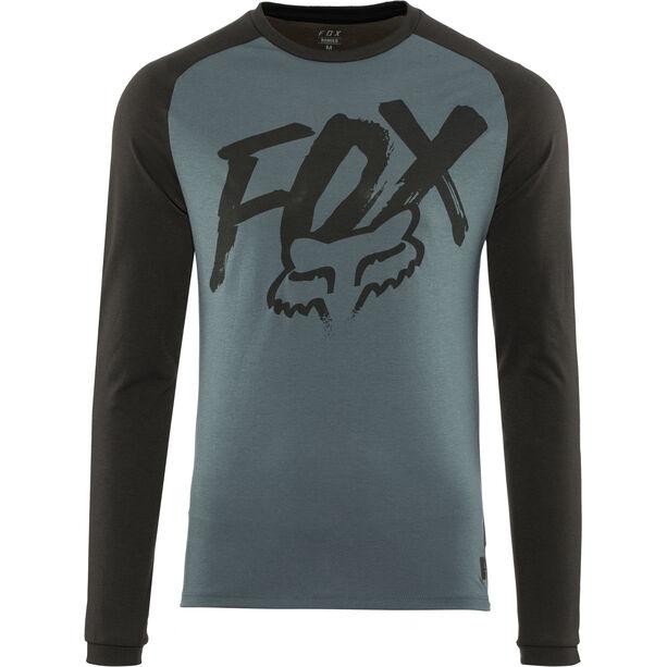 Fox Ranger Dri-Release Fox LS Jersey Herren midnight