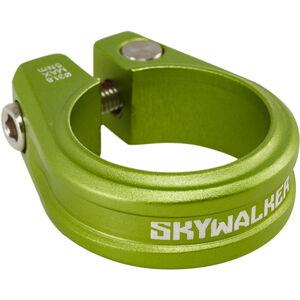 Sixpack Skywalker Sattelklemme Ø31,8mm electric-green bei fahrrad.de Online