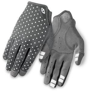 Giro LA DND Gloves Damen dark shadow/white dots dark shadow/white dots
