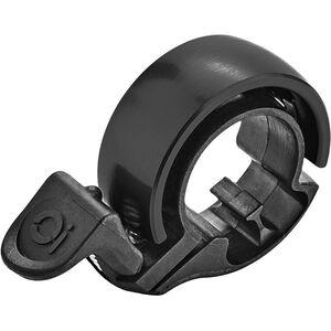 Knog Oi Classic Fahrradklingel black/matte black black/matte black