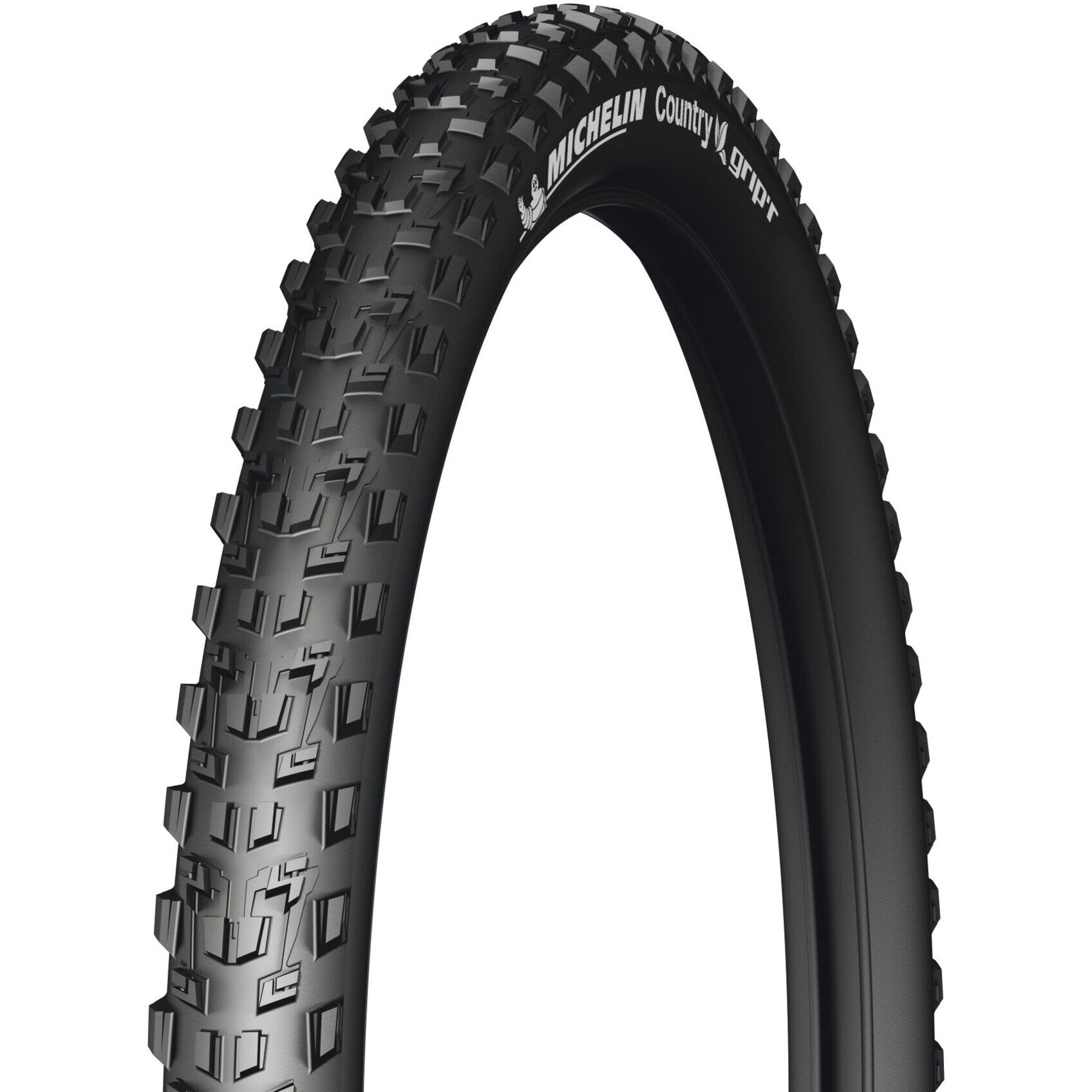 "Michelin Fahrrad Reifen Fahrradreifen Country AT Draht 26/"" 26x2.00 52-559"