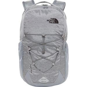 The North Face Jester Backpack Mid Grey Dark Heather/TNF Black bei fahrrad.de Online