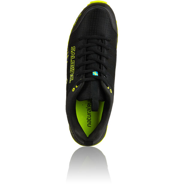 Salming Trail T4 Shoes Herren black/safety yellow