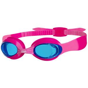 Zoggs Little Twist Brille Kinder pink/multi pink/multi