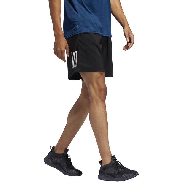"adidas Own The Run Shorts 9"" Herren black"