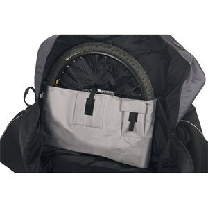 VAUDE Big Bike Bag Pro black/anthracite bei fahrrad.de Online