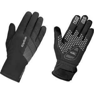 GripGrab Ride Waterproof Winter Gloves black black