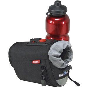 KlickFix Micro Bottle Bag schwarz schwarz