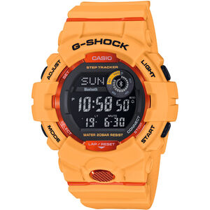 CASIO G-SHOCK GBD-800-4ER Watch Men orange/orange/black orange/orange/black