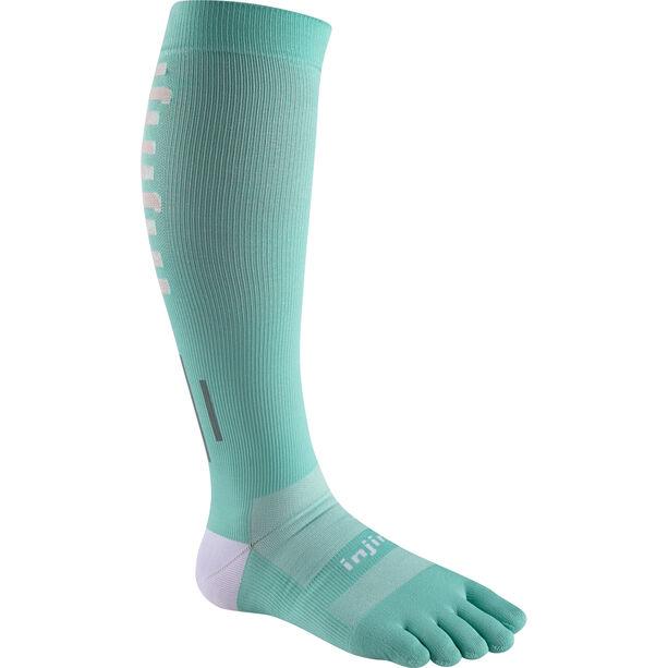 Injinji Ultra Compression OTC Socks Damen jade