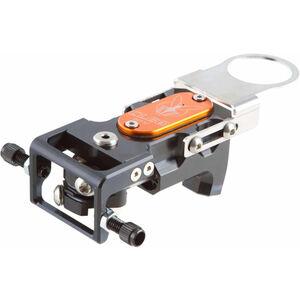 Trickstuff Doppelmoppel Mechanik-Hydraulik-Konverter für DOT Bremssattel silber