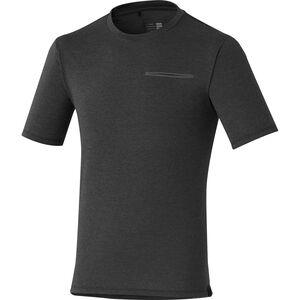 Shimano Transit T-Shirt Herren black black