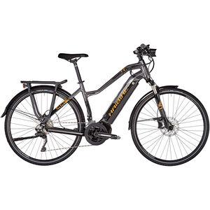 HAIBIKE SDURO Trekking 6.0 Damen schwarz/titan/bronze bei fahrrad.de Online