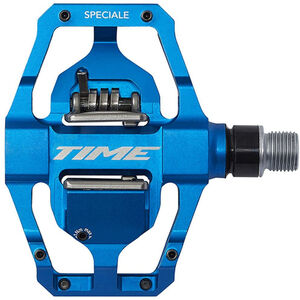 Time Speciale MTB Pedals blue