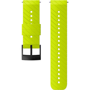 Suunto Athletic 3 Silicone Strap lime/black lime/black
