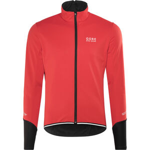 GORE BIKE WEAR Power 2.0 WS SO Jacket Men red/black bei fahrrad.de Online