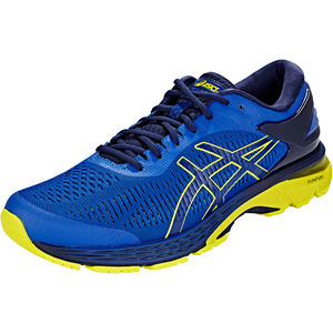 asics Gel-Kayano 25 Shoes Herren asics blue/lemon spark asics blue/lemon spark