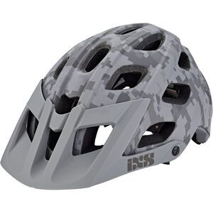 IXS Trail RS Evo Camo Ltd. Edition Helmet grey camo grey camo