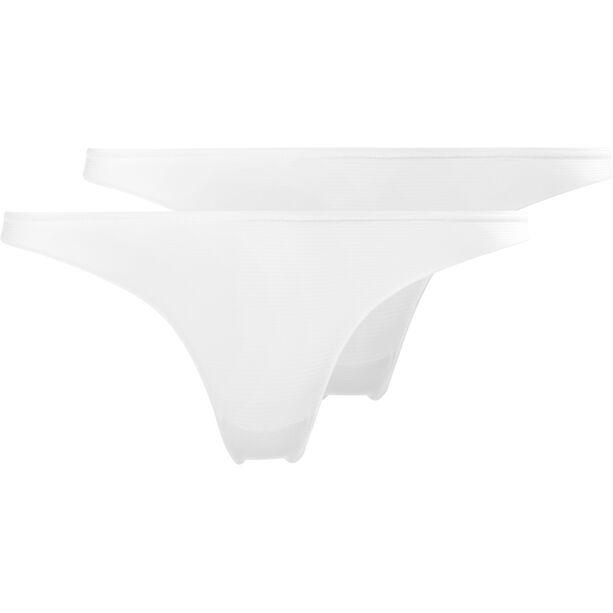 Odlo The Invisibles 2-Pack Damen white