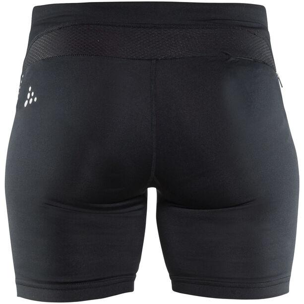 Craft Essential Short Tights Damen black