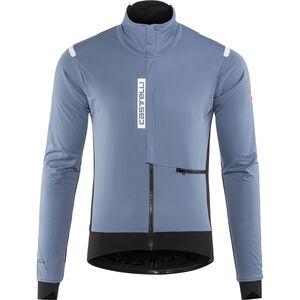 Castelli Alpha Ros Jacket Men moonlight/blue/black bei fahrrad.de Online