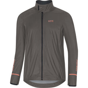 GORE WEAR C5 Gore-Tex Shakedry 1985 Insulated Jacket Men lava grey