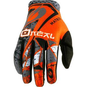 ONeal Matrix Gloves Zen orange bei fahrrad.de Online