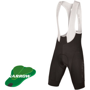 Endura Pro SL II 700 Series Bib Shorts narrow pad Herren black black
