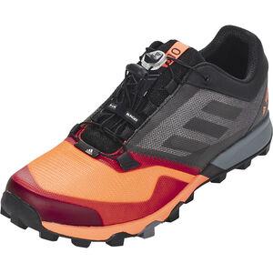 adidas TERREX Trailmaker Trail-Running Shoes Men Core Black/Carbon/Hi-Res Orange