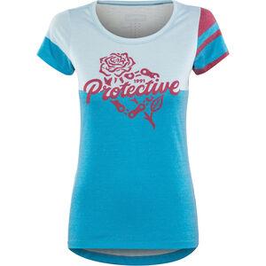 Protective P-Inner Vision T-Shirt Damen ocean ocean