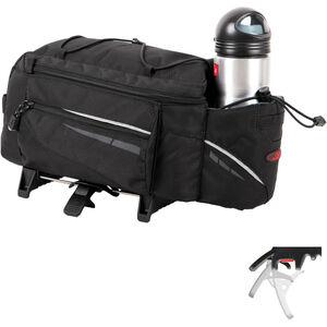 Norco Ohio Gepäckträgertasche Topklip schwarz schwarz