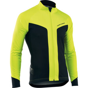 Northwave Reload Selective Protection Jacket Men yellow fluo/black