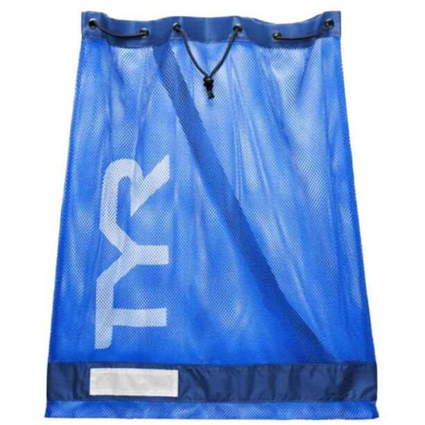TYR Mesh Equipment Bag royal
