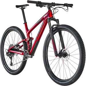 Trek Top Fuel 9.7 rage red rage red