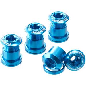 Reverse Kettenblattschrauben alloy light blue alloy light blue