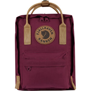 Fjällräven Kånken No.2 Mini Backpack Kinder plum plum