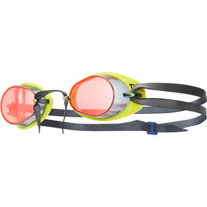 TYR Socket Rockets 2.0 Mirrored Goggles red/yellow red/yellow