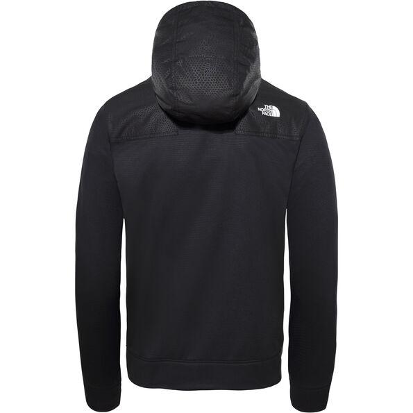 The North Face Train N Logo Overlay Jacket Men TNF black