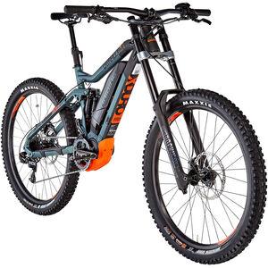 HAIBIKE XDURO Dwnhll 8.0 oliv/schwarz/orange matt bei fahrrad.de Online