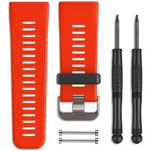 Garmin Vivoactive HR M Armband red