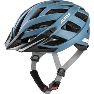 Alpina Panoma 2.0 City Helmet blue matt reflective blue matt reflective