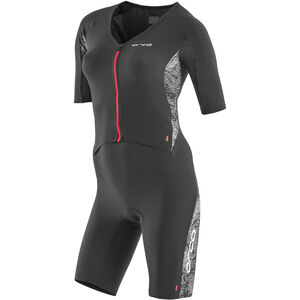ORCA 226 Kompress Aero Race Suit Damen orange-black orange-black