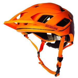 SixSixOne EVO AM Patrol MIPS Helm autumn orange autumn orange